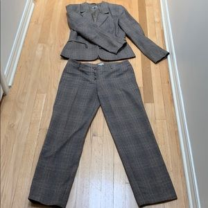 French designer suit